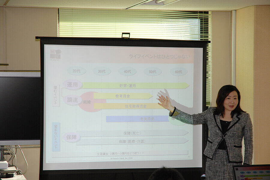 MobileFP研修イメージ図